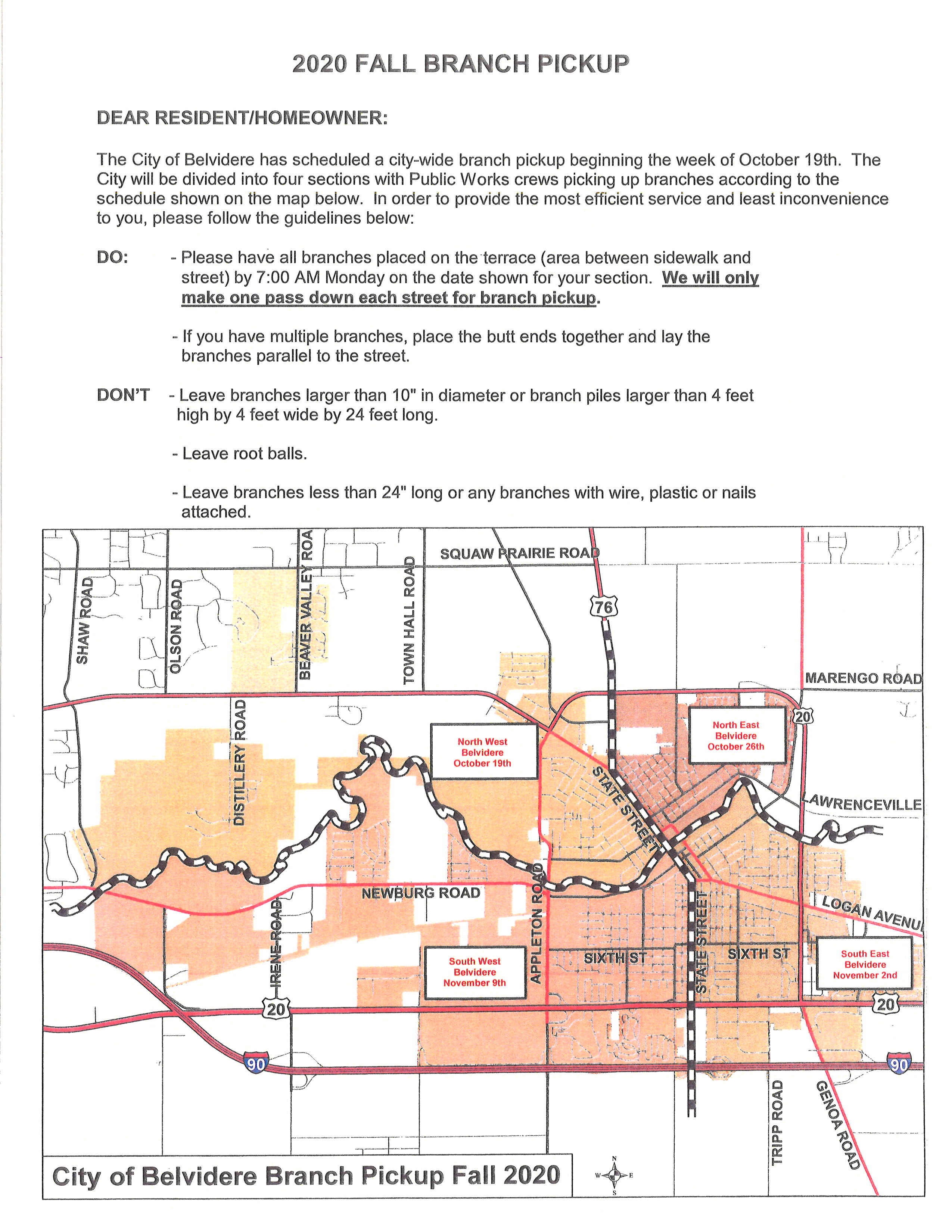 Belvidere Halloween Parade 2020 Cancelled Home