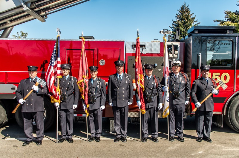 BFD Honor Guard 2019